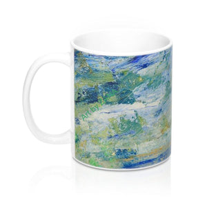 FRESH Mug 11oz - Art by Zana