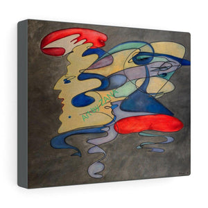PAINTING Giclee Print Canvas Gallery Wraps - Art by Zana