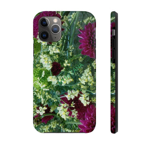 FRESH Floral Case Mate Tough Phone Cases - Art by Zana