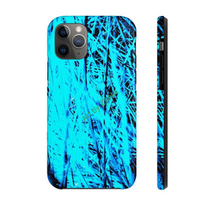 SHADES OF BLUE Case Mate Tough Phone Cases - Art by Zana