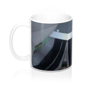 GOTH Mug 11oz - Art by Zana