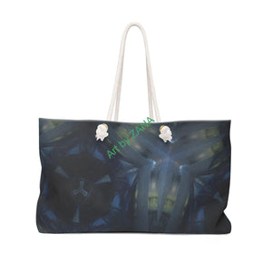 GOTH Collection Weekender Bag - Art by Zana