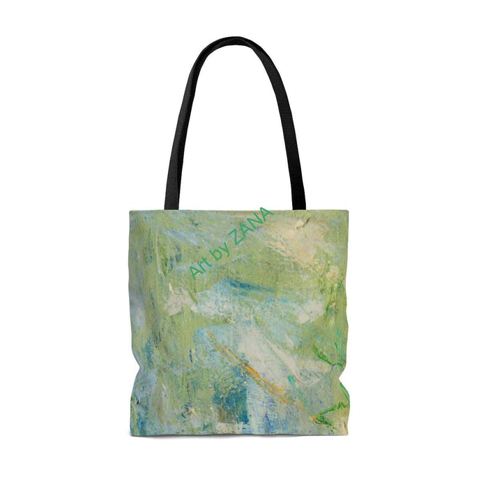 FRESH AOP Tote Bag - Art by Zana