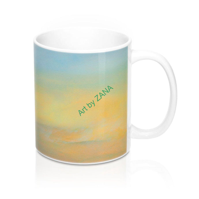 FRESH Sunset Collection Mug 11oz - Art by Zana
