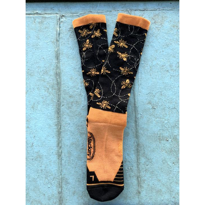 Mackey Tall Bamboo Sock