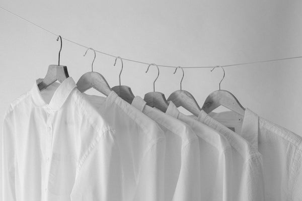 An Ode to the White Shirt