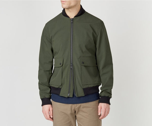 From high altitude to high fashion: the history of the bomber jacket