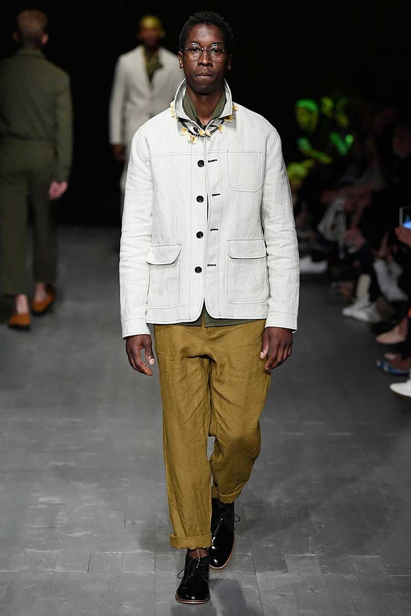 Spring Summer 2019 Show Look 21