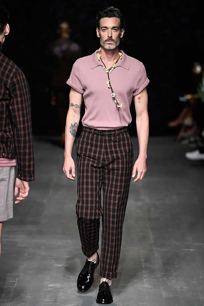 Spring Summer 2019 Show Look 3