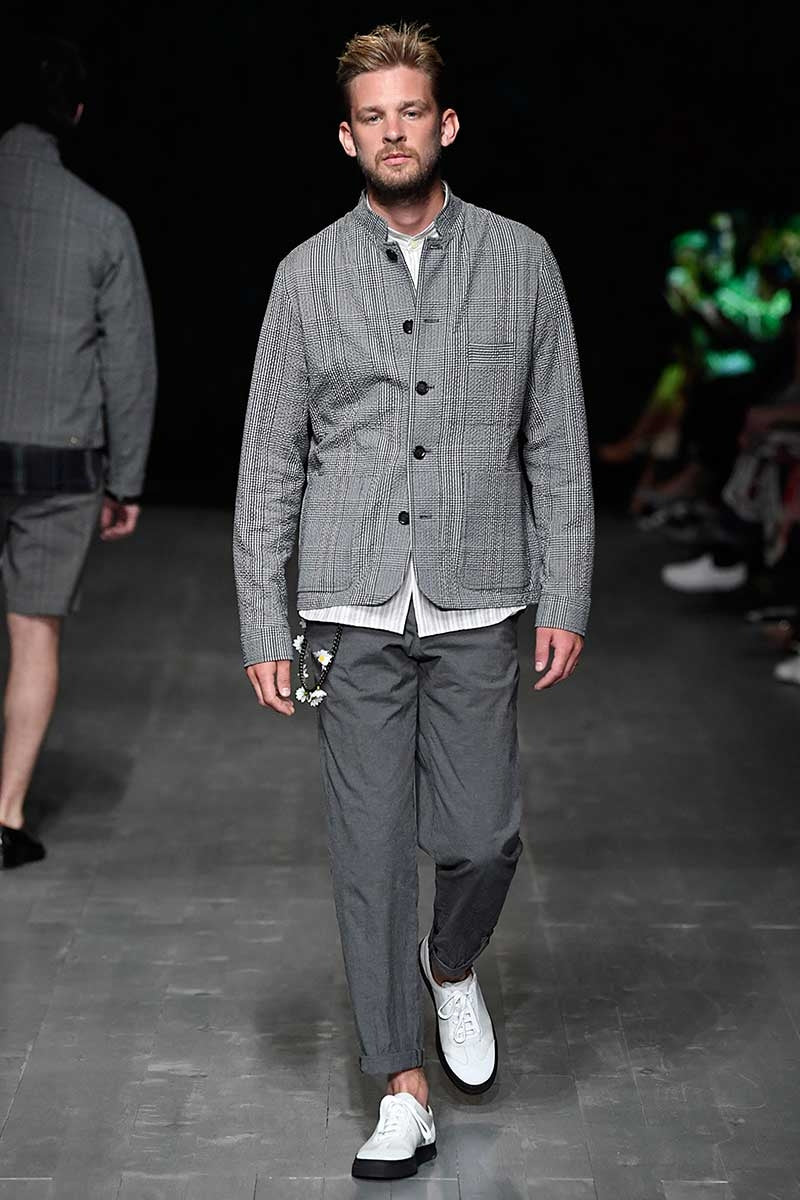 Spring Summer 2019 Show Look 12