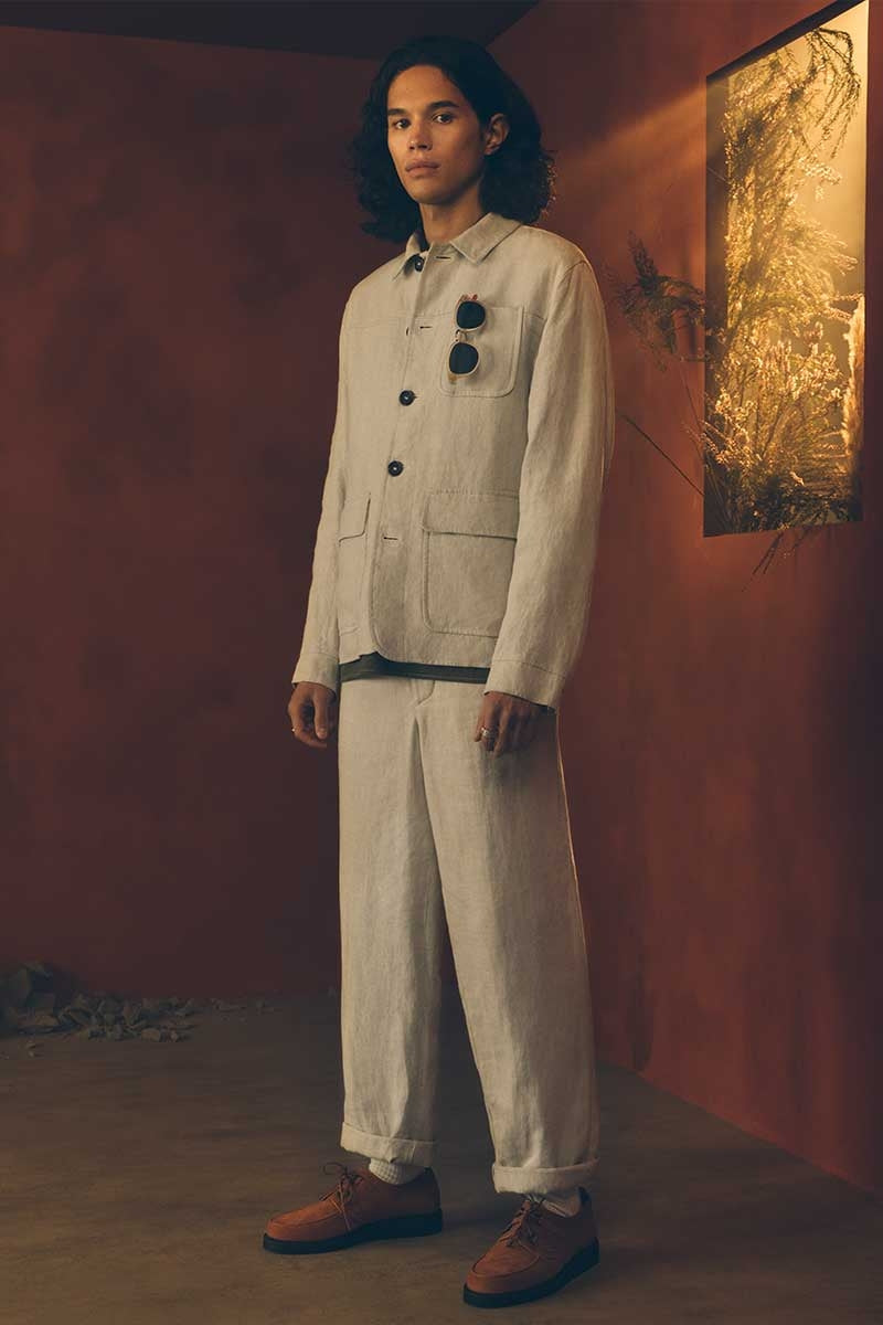 Spring Summer 2019 Collection Look 1