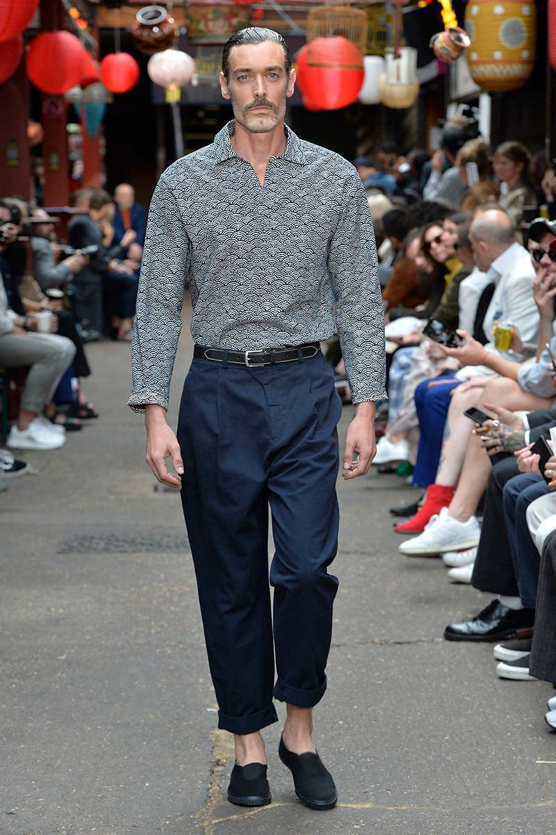 Spring Summer 2020 Show Look 6