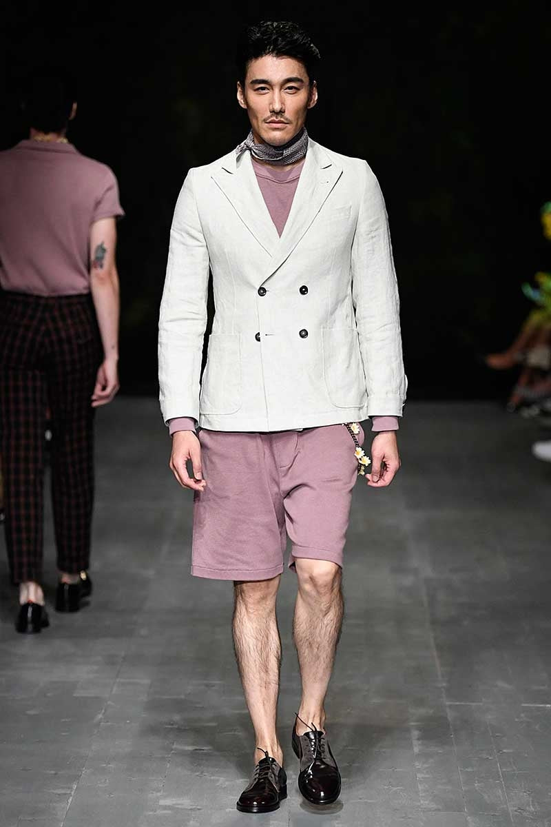 Spring Summer 2019 Show Look 4