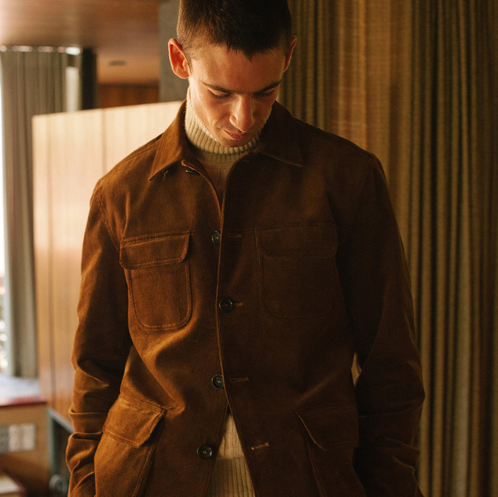 The Esquire Edit Cowboy Jacket by Oliver Spencer.