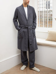 DRESSING GOWN PERCY GREY