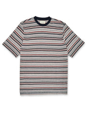 BOX T-SHIRT SANDERS RED MULTI