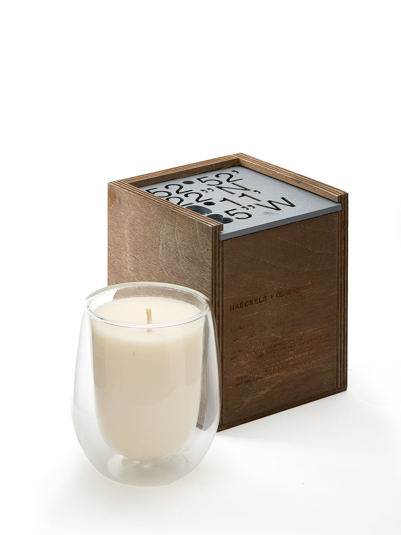 Haeckels x Oliver Spencer Triple Fennel Candle