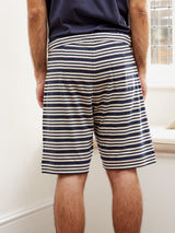 Comfort Jersey Shorts Alroy Navy