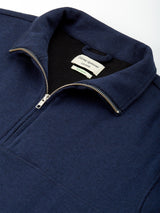 Half Zip Sweatshirt Milner Midnight