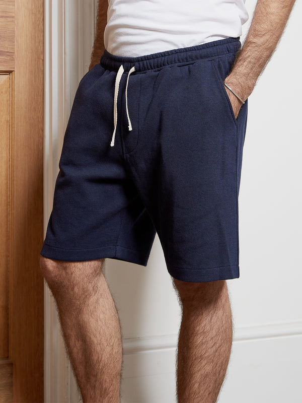 House Jersey Shorts Milner Midnight