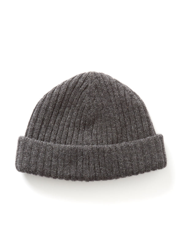 Dock Hat Rib Grey