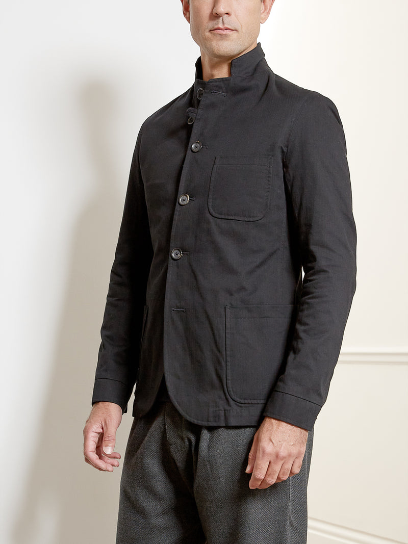 Solms Jacket Eden Black