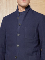 Solms Jacket Buttress Navy