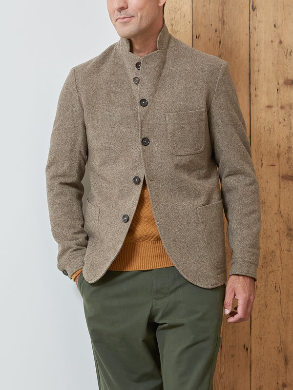 Solms Jacket Cleveland Taupe