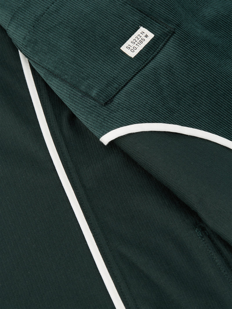 Solms Jacket Penton Cord Racing Green