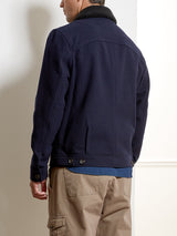 Buffalo Jacket Cleveland Navy