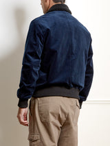 Linfield Jacket Penton Cord Navy