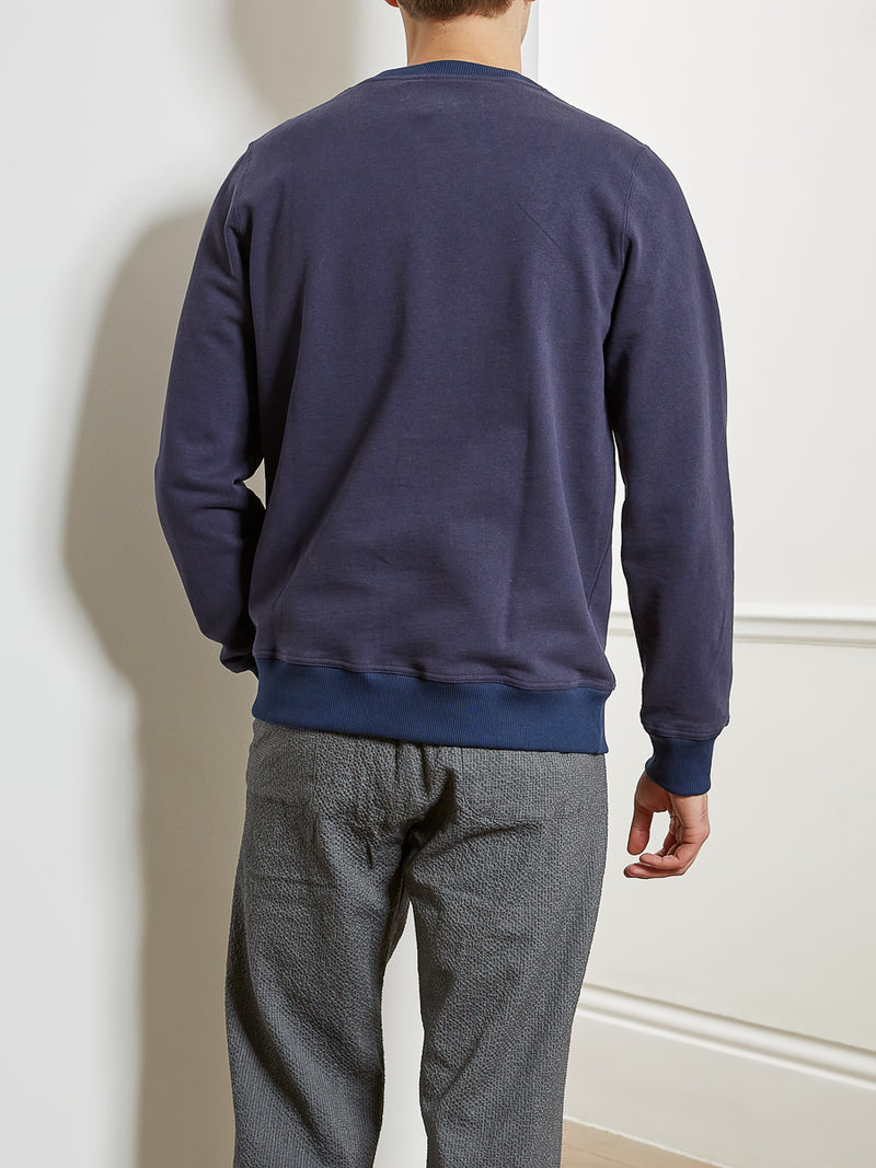 Robin Sweatshirt Sutton Navy