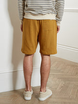 Weston Jersey Shorts Arliss Ochre