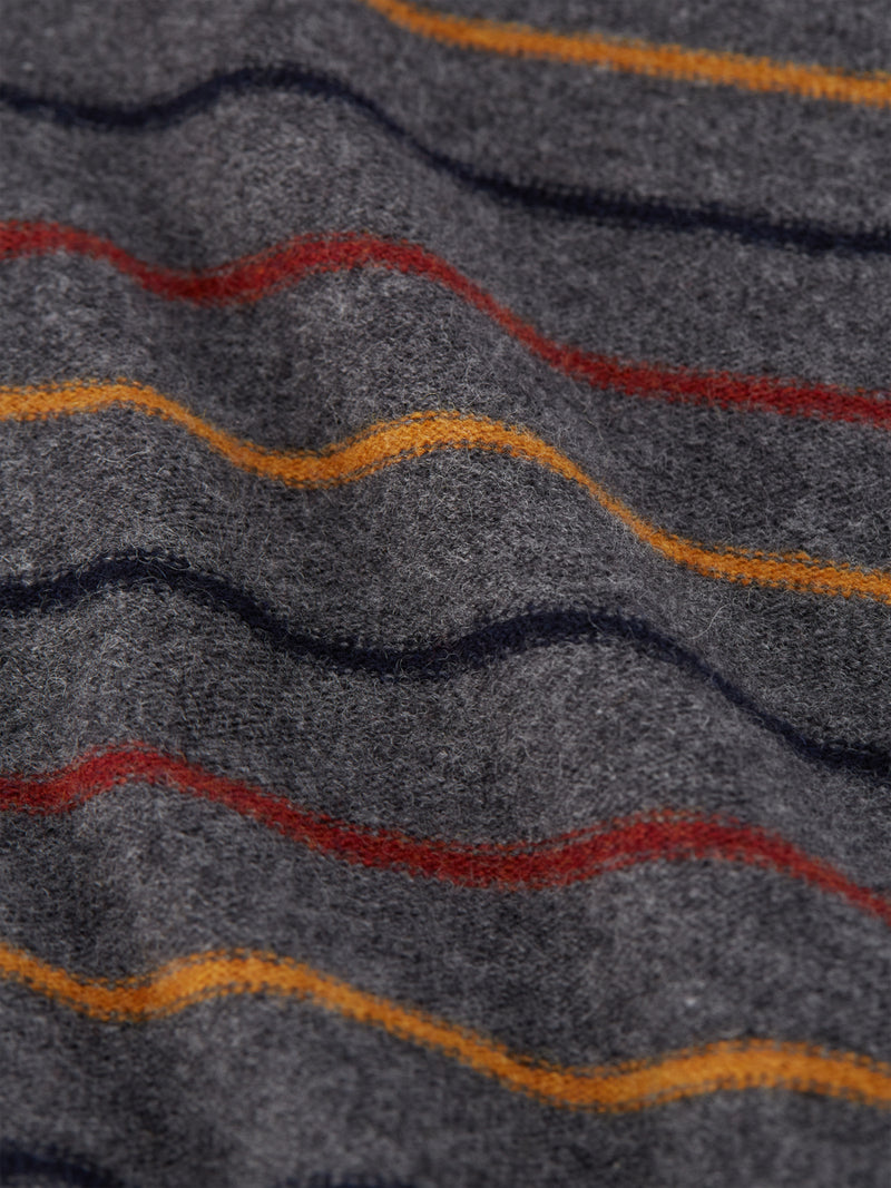 Blenheim Jumper Sierra Charcoal Multi