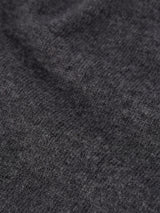 Pablo Knitted Polo Alves Dark Grey
