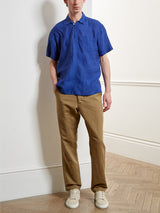 Yarmouth Shirt Maywood Blue