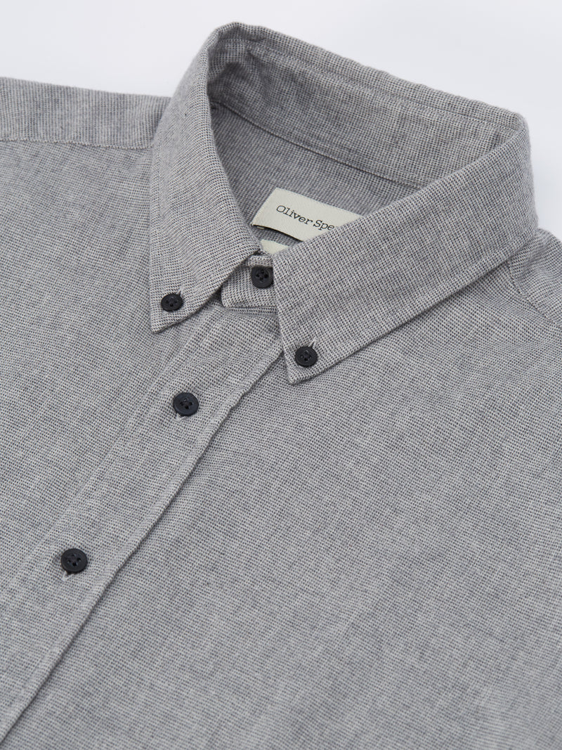 Brook Shirt Abbingdon Grey