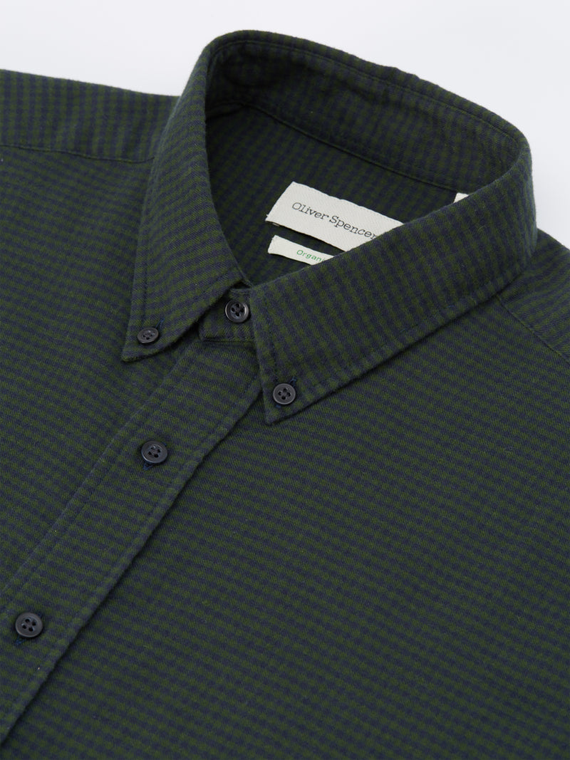 Brook Shirt Percy Green