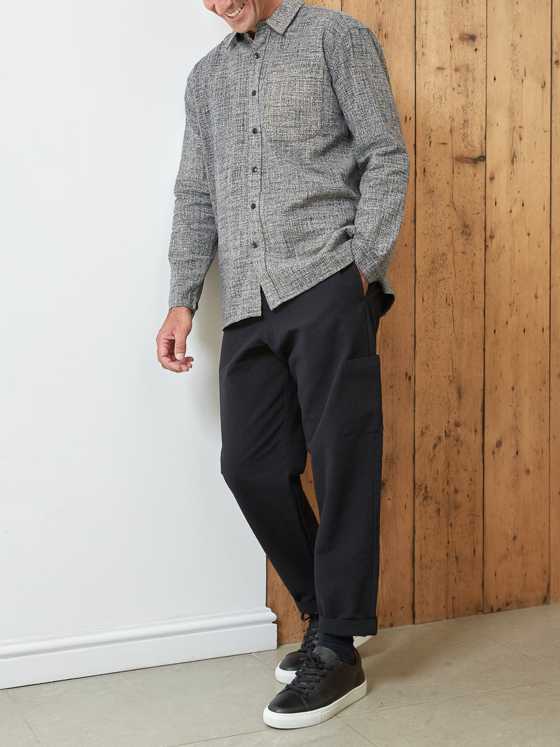 Ellington Overshirt Kearton Navy