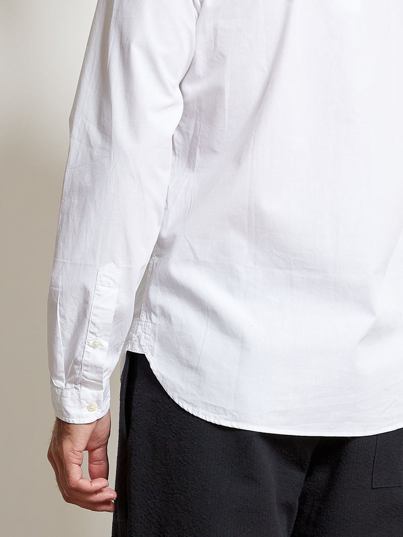 New York Special Shirt Abbott White