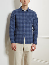 New York Special Shirt Linley Blue