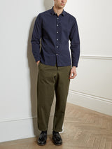 Conduit Classic Shirt Abbott Navy