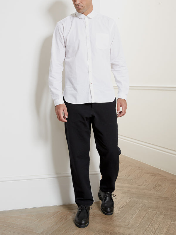 Eton Collar Shirt Abbott White