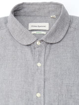 Eton Collar Shirt Abbingdon Grey