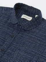 Eton Collar Shirt Jonas Navy