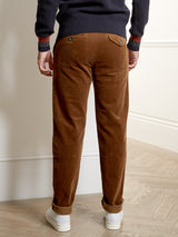 Fishtail Trousers Penton Cord Ginger