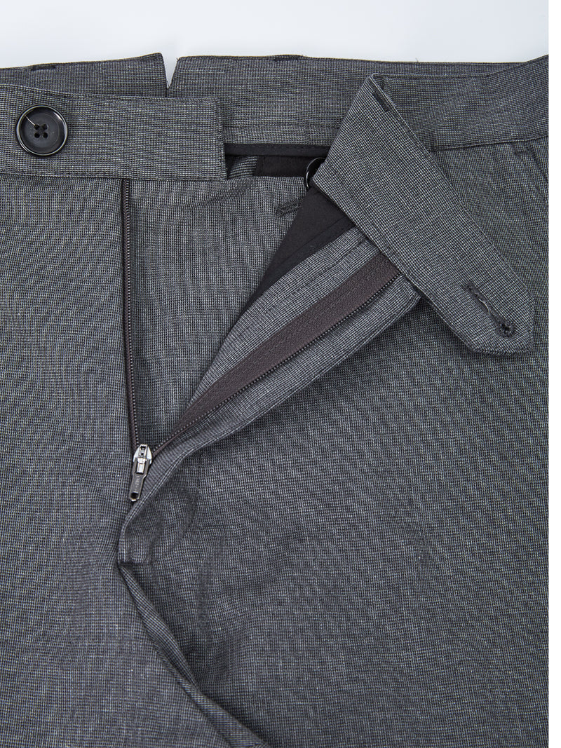 Fishtail Trousers Sandwell Charcoal