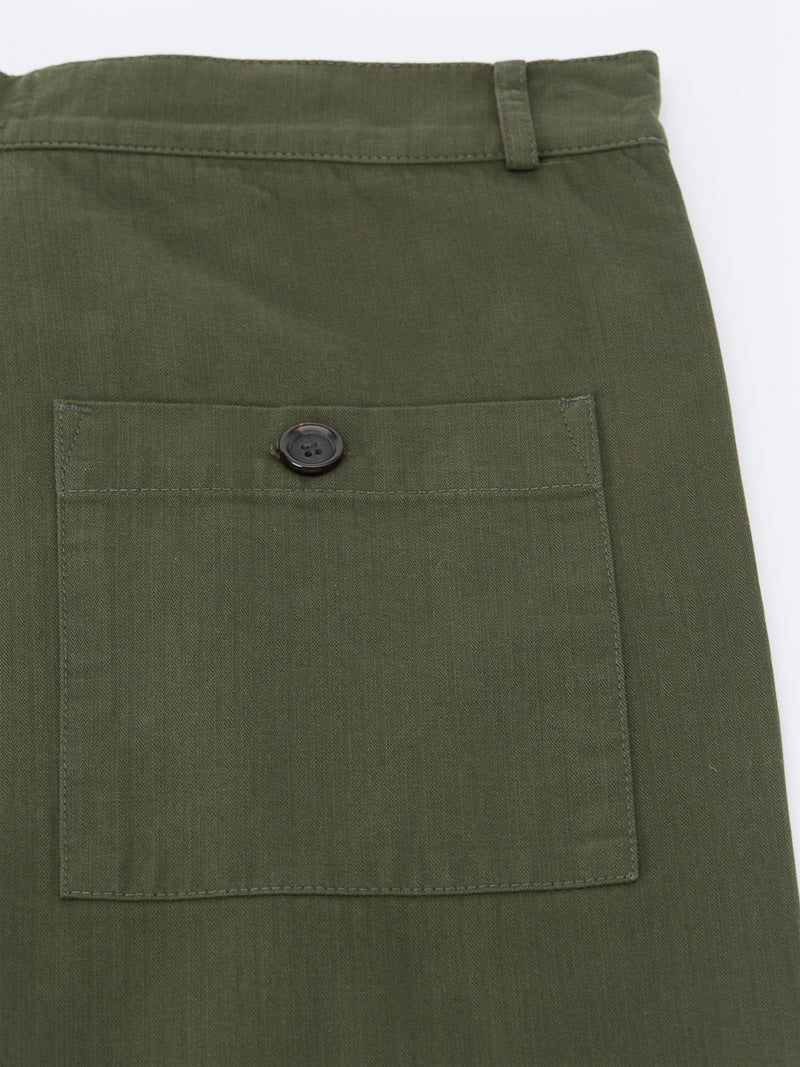 Judo Trousers Eden Green