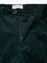 Pleat Trousers Penton Cord Racing Green