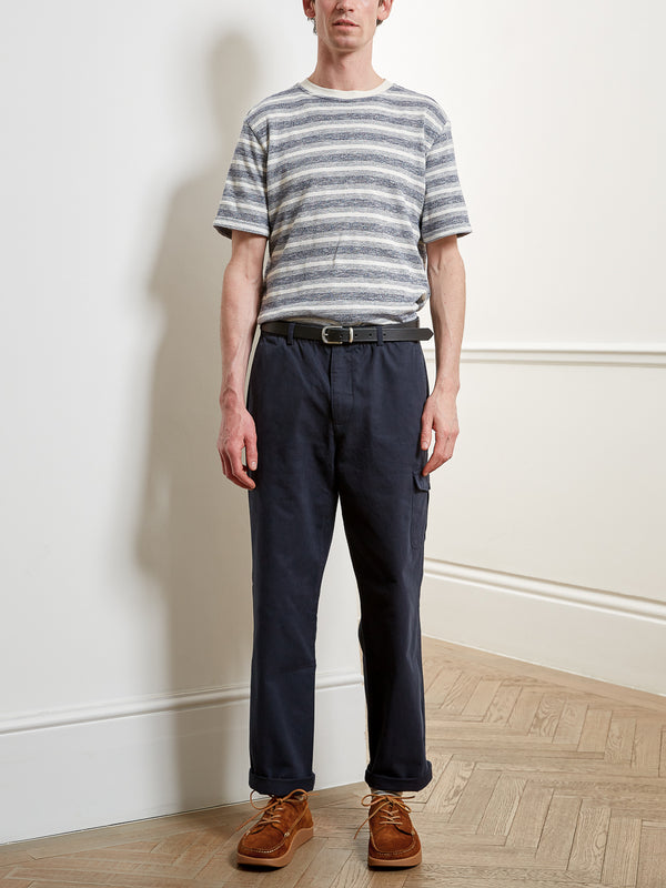 Worker Trousers Eden Navy